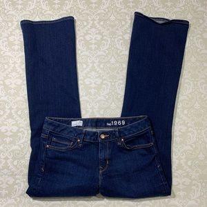 Gap perfect boot jeans size 30 regular